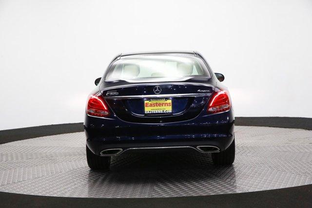 2016 Mercedes-Benz C-Class for sale 123477 5