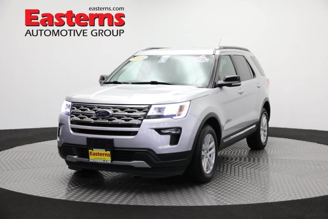 2018 Ford Explorer for sale 124740 0