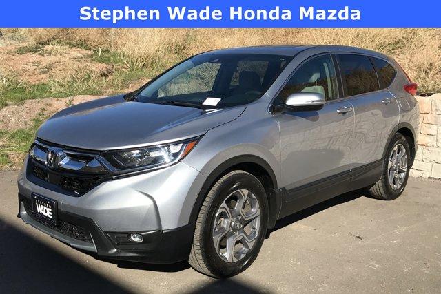 Used 2017 Honda CR-V EX
