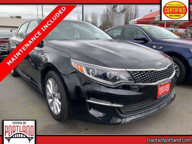 Used 2017 KIA Optima in , OR