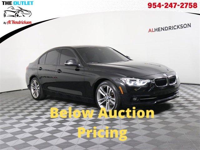 Used 2016 BMW 3 Series in Coconut Creek, FL