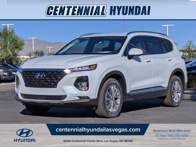 2020 Hyundai Santa Fe SEL w/SULEV SEL 2.4L Auto FWD w/SULEV Regular Unleaded I-4 2.4 L/144 [33]