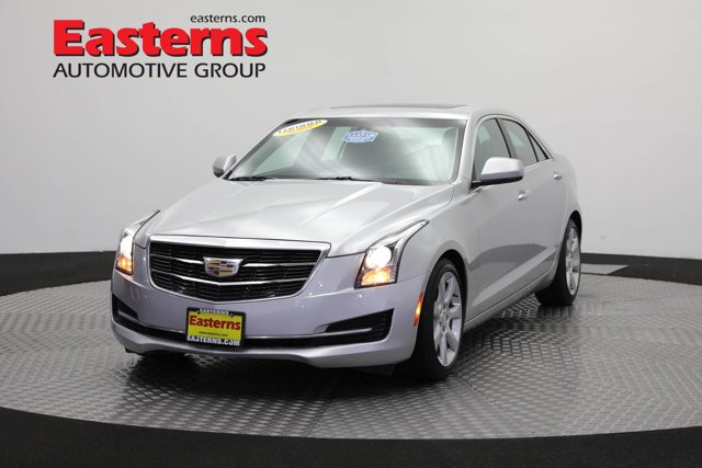 2016 Cadillac ATS for sale 125381 0