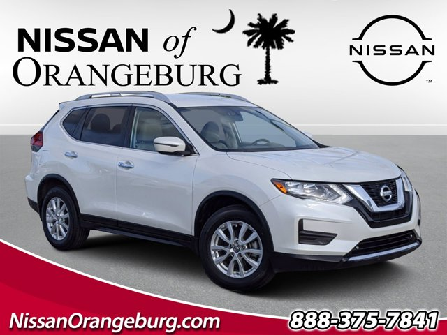 2017 Nissan Rogue SV FWD SV Regular Unleaded I-4 2.5 L/152 [0]