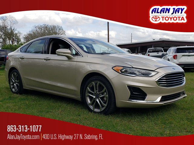 Used 2019 Ford Fusion in Sebring, FL