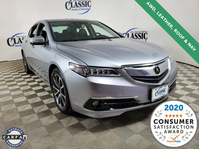Used 2017 Acura TLX in Midland, TX