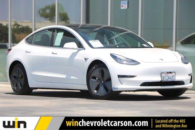 2020 Tesla Model 3 Long Range Long Range AWD Electric [1]