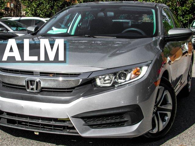 Pre-Owned 2018 Honda Civic Sedan LX
