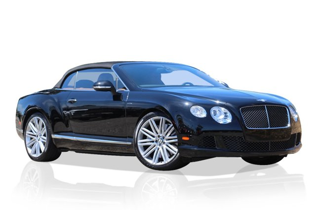 2014 BENTLEY CONTINENTAL GT SPEED Speed 0