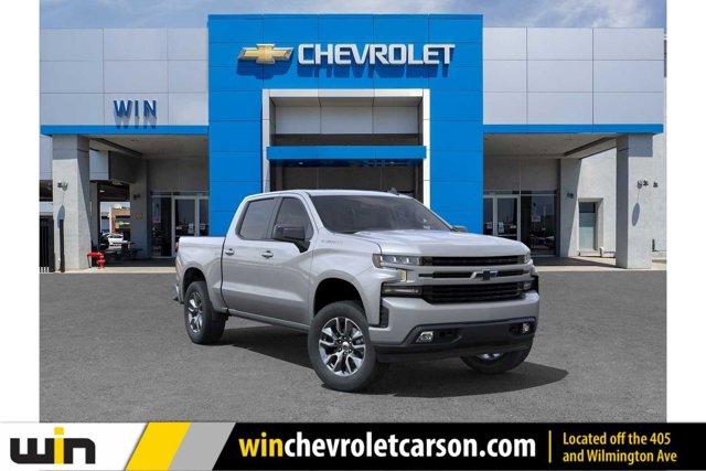 """2021 Chevrolet Silverado 1500 RST 2WD Crew Cab 147"""" RST Turbocharged Diesel I6 3.0L/183 [14]"""