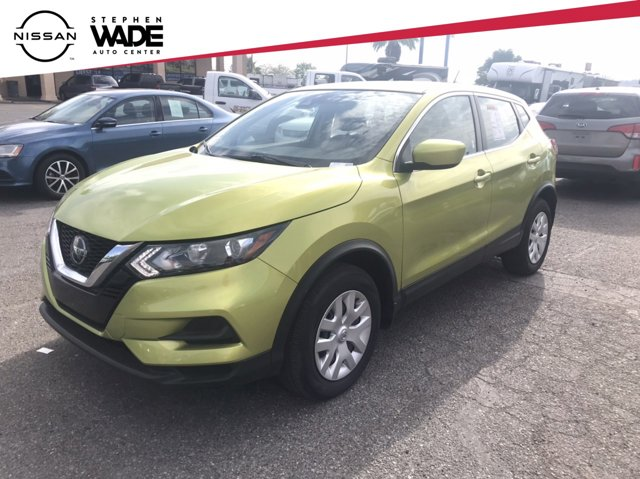 Used 2020 Nissan Rogue Sport S