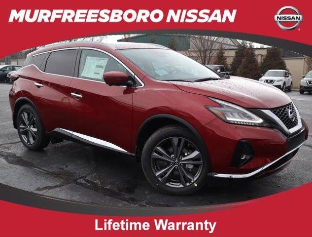 New 2020 Nissan Murano in Murfreesboro, TN