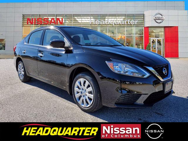 New 2020 Nissan Sentra in Columbus, GA