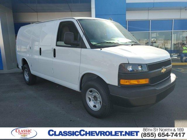 New 2020 Chevrolet Express Cargo Van in Owasso, OK