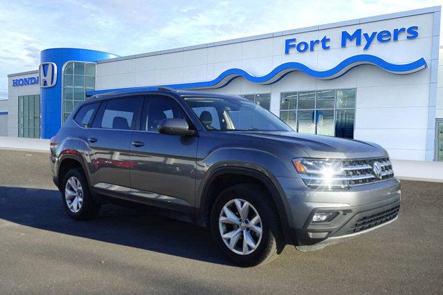 Used 2019 Volkswagen Atlas in Fort Myers, FL