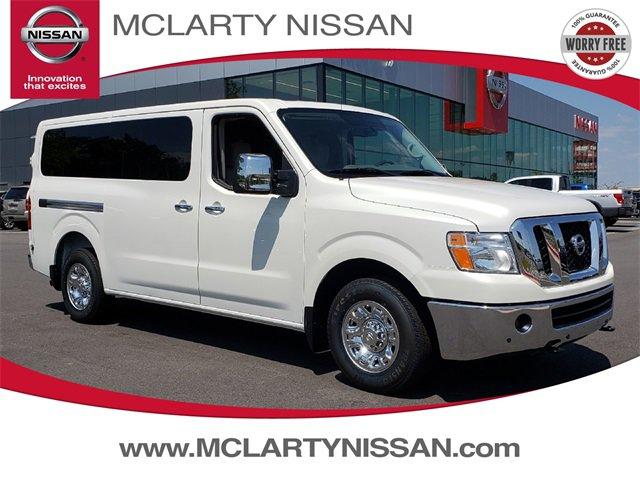New 2019 Nissan NV Passenger in Little Rock, AR