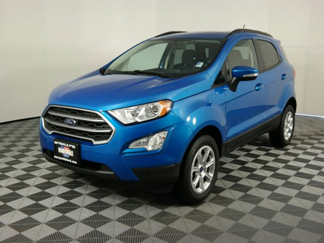 Used 2019 Ford EcoSport in Marysville, WA