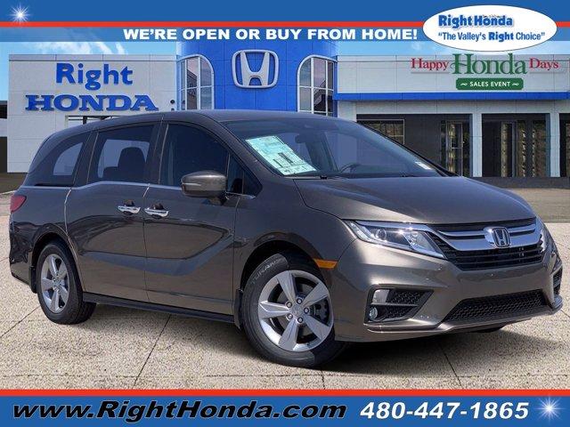 2020 Honda Odyssey EX EX Auto Regular Unleaded V-6 3.5 L/212 [2]