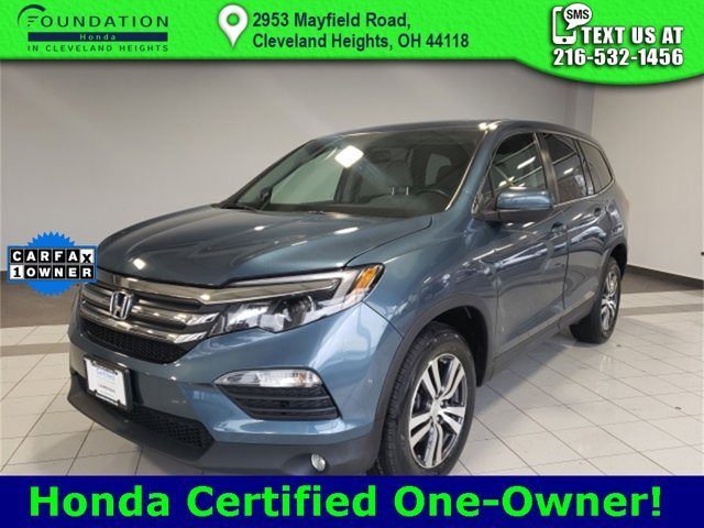 Used 2016 Honda Pilot in Cleveland Heights, OH