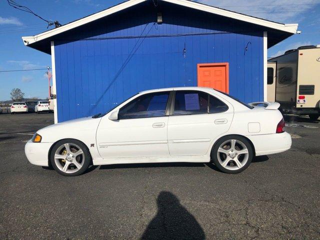 Used 2003 Nissan Sentra SE R Spec V 4dr Sedan