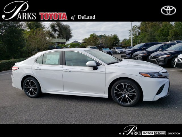 New 2020 Toyota Camry in DeLand, FL