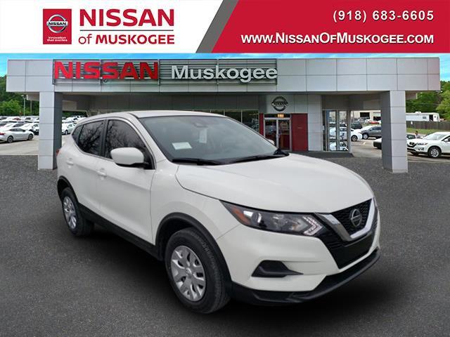 New 2020 Nissan Rogue Sport in Muskogee, OK