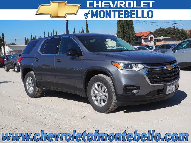 2021 Chevrolet Traverse LS FWD 4dr LS w/1LS Gas V6 3.6L/217 [0]