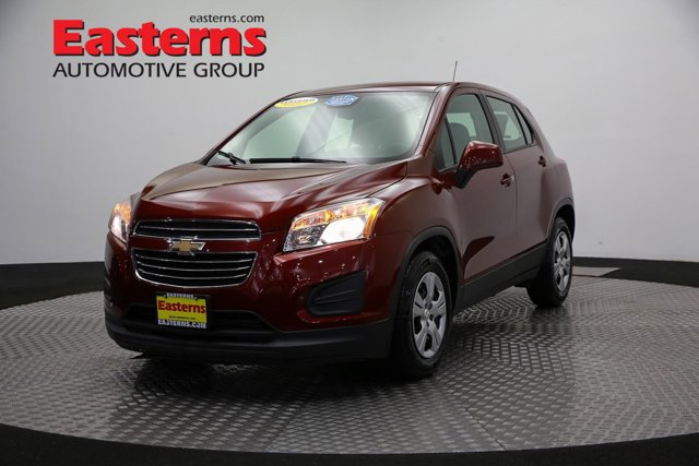 2016 Chevrolet Trax for sale 123549 0