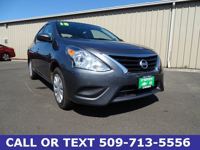 Used 2018 Nissan Versa in Pasco, WA