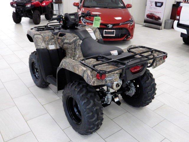 New 2019 Honda FOREMAN