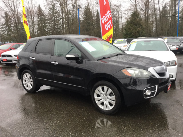 Used 2010 Acura RDX FWD 4dr