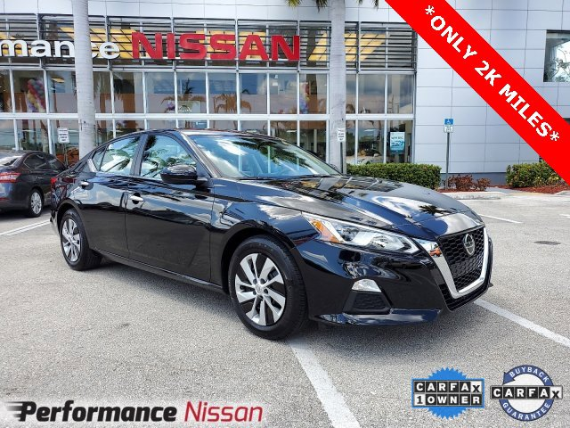 Used 2020 Nissan Altima in Cleveland, OH