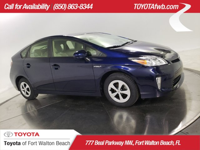 Used 2012 Toyota Prius in Fort Walton Beach, FL