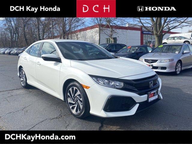 Used 2017 Honda Civic Hatchback in , NJ
