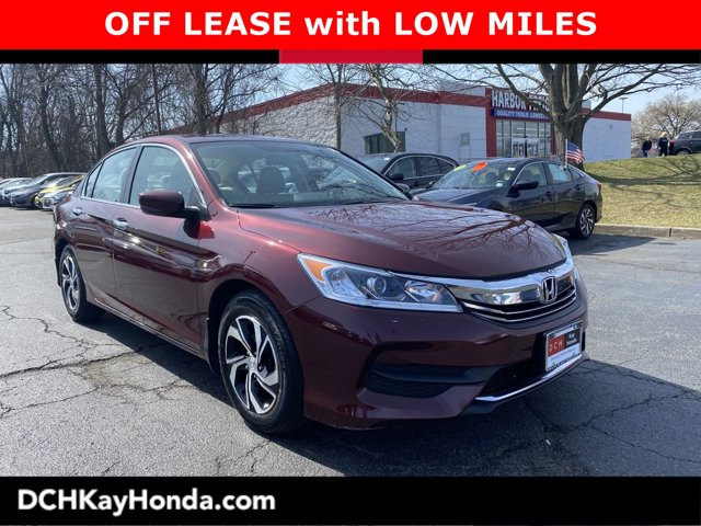 Used 2017 Honda Accord Sedan in , NJ