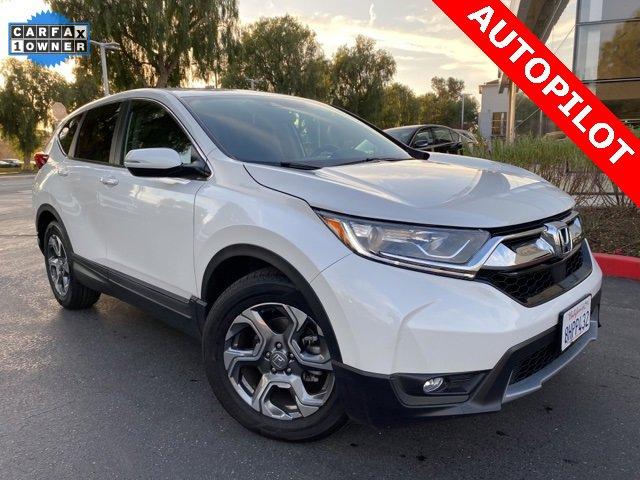 2019 Honda CR-V EX Turbocharged Front Wheel Drive Power Steering ABS 4-Wheel Disc Brakes Brake