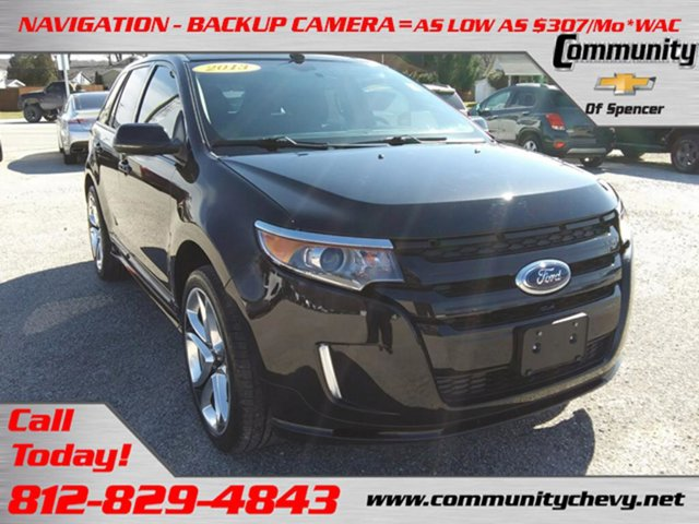 Used 2013 Ford Edge in Bloomington, IN