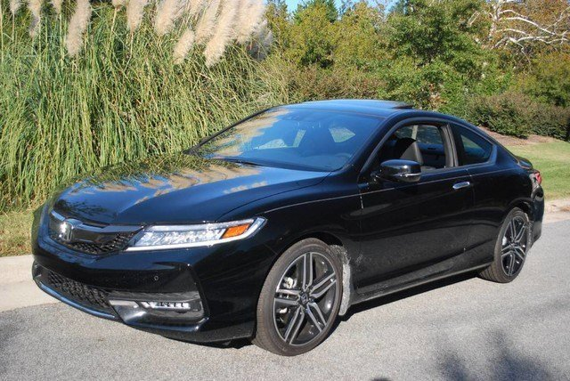 New 2016 Honda Accord Coupe in High Point, NC