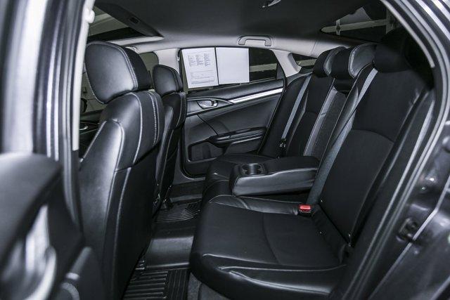 Used 2017 Honda Civic Sedan Touring Sedan Auto