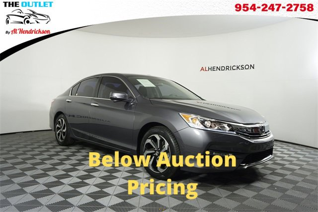 Used 2017 Honda Accord Sedan in Coconut Creek, FL
