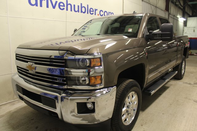Used 2015 Chevrolet Silverado 2500HD in Greenwood, IN