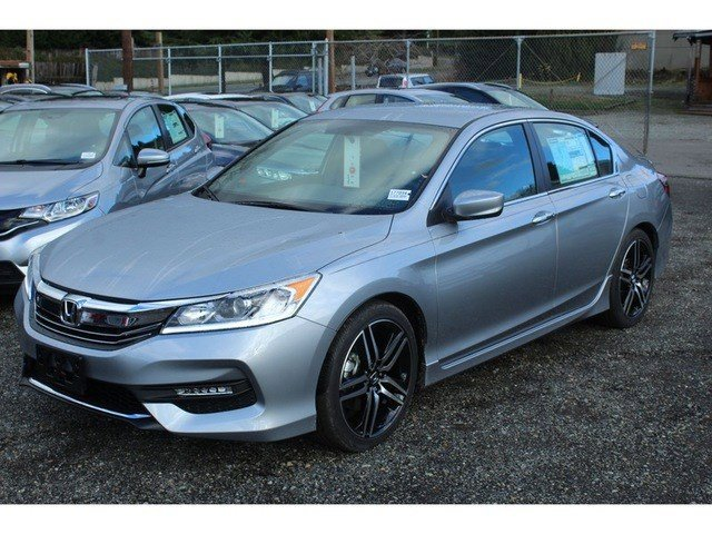 2017 Honda Accord Sedan at Honda Auto Center of Bellevue