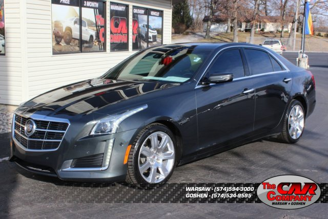 Used 2014 Cadillac CTS Sedan in Warsaw, IN