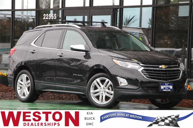 Used 2019 Chevrolet Equinox in Gresham, OR
