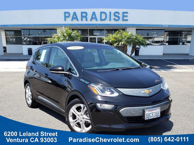 2017 Chevrolet Bolt EV LT 5dr HB LT Electric [16]