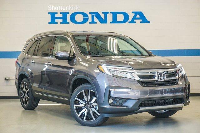 New 2020 Honda Pilot in Cartersville, GA