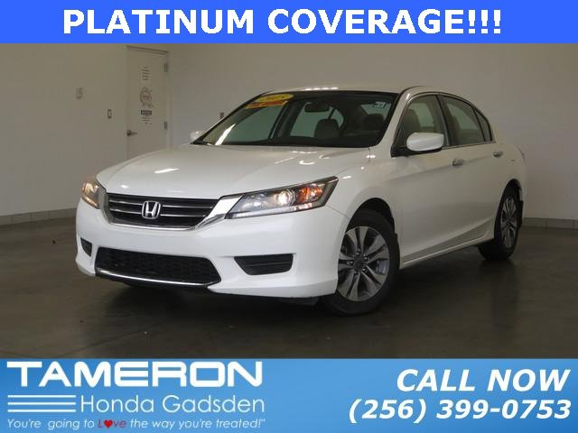 Used 2015 Honda Accord Sedan in Gadsden, AL