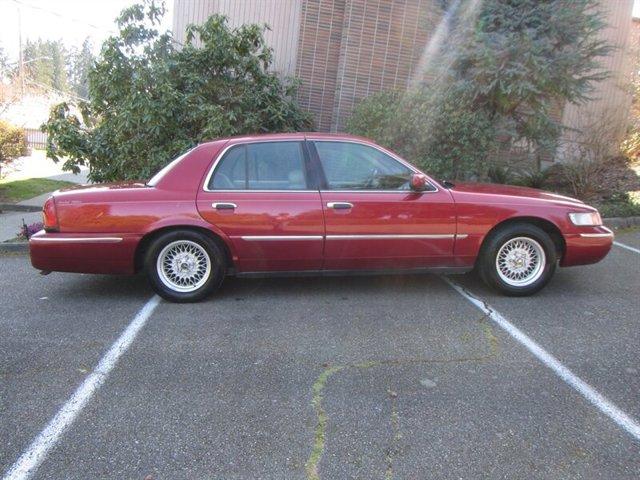Used 2000 Mercury Grand Marquis LS