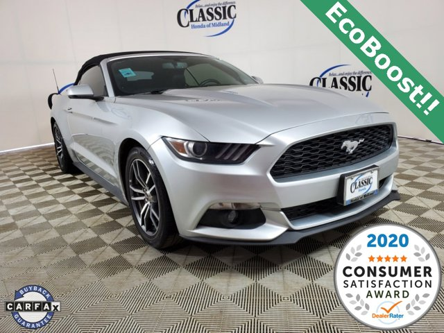 Used 2017 Ford Mustang in Midland, TX