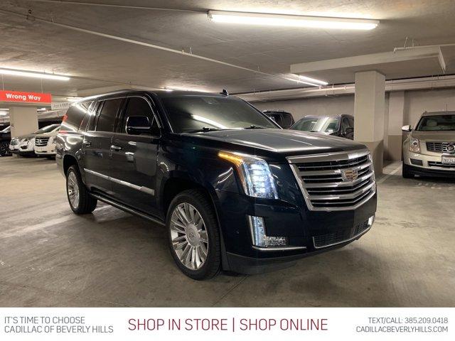 2019 Cadillac Escalade ESV Platinum 4WD 4dr Platinum Gas V8 6.2L/376 [6]